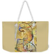 Jewel Staircase Weekender Tote Bag
