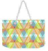Jeweled Weekender Tote Bag