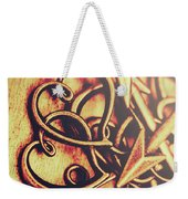 Jewelry Love Background Weekender Tote Bag