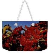 Jewels Of Autumn 4 Weekender Tote Bag