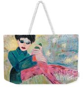 Jewish Woman Weekender Tote Bag