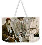 Jews In Jerusalem, C1900 Weekender Tote Bag