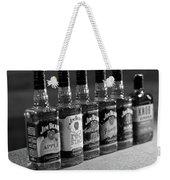 Jim Beam Bottles Weekender Tote Bag
