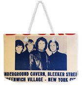 Jim Morrison And The Doors Poster Collection 3 Weekender Tote Bag