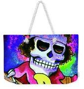 Jimi Hendrix, Soloing Weekender Tote Bag
