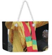 Jimmy Cliff Painting Weekender Tote Bag