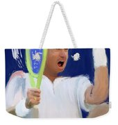 Jimmy Connors Weekender Tote Bag