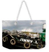 Jimmy L Weekender Tote Bag