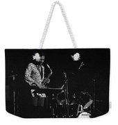 Jimmy Lyons Weekender Tote Bag