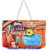 Jimmy Neutron's Attomic Collider Weekender Tote Bag