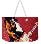 Jimmy Page  Weekender Tote Bag