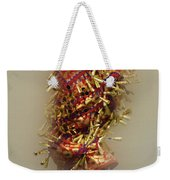 Pow Wow Jingle Dancer 6 Weekender Tote Bag