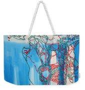 Jishu Christo - Jesus Christ Weekender Tote Bag