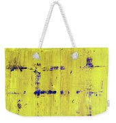 Jmb_yellow Weekender Tote Bag