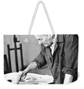 Joan Miro (1893-1983) Weekender Tote Bag