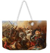 Joan Of Arc In The Battle Weekender Tote Bag