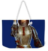 Joan Of Arc Saved France - Save Your Country Weekender Tote Bag