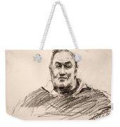Joan Weekender Tote Bag
