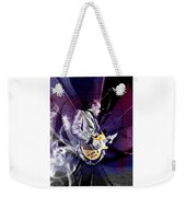Joe Bonamassa Art Weekender Tote Bag
