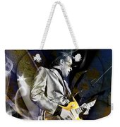 Joe Bonamassa Blues Guitarist Weekender Tote Bag