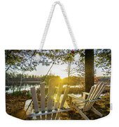 Joe Lake Weekender Tote Bag