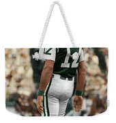 36069f63a Joe Namath New York Jets 1975 Painting by Jan Blaustein
