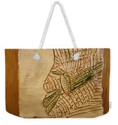 Joels Relax Time - Tile Weekender Tote Bag