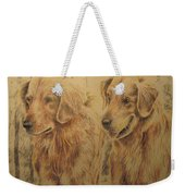 Joe's Dogs Weekender Tote Bag