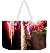 Joe's Fireworks Party 1 Weekender Tote Bag