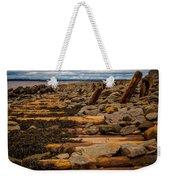 Joggins Fossil Cliffs Weekender Tote Bag