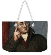 John Dalton - To License For Professional Use Visit Granger.com Weekender Tote Bag