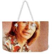 John Denver By John Springfield Weekender Tote Bag