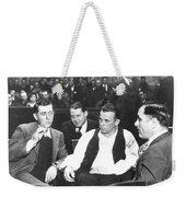 John Dillinger 1903-1934 Weekender Tote Bag