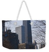 John Hancock Center II Weekender Tote Bag