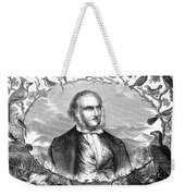 John James Audubon Weekender Tote Bag