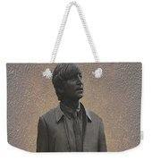 John Lennon N F Weekender Tote Bag