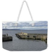 John O'groats Harbour Weekender Tote Bag