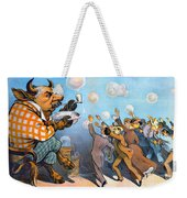John Pierpont Morgan Weekender Tote Bag