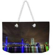 John T. Alsop Bridge Weekender Tote Bag