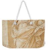 John The Baptist Weekender Tote Bag