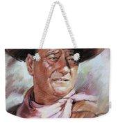 John Wayn Weekender Tote Bag