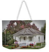 John Wayne Birthplace Weekender Tote Bag