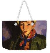 Johnnie Patton 1924 Weekender Tote Bag
