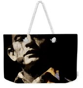 Johnny Cash - I Walk The Line  Weekender Tote Bag