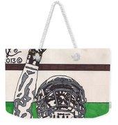 Johnny Manziel 7 Weekender Tote Bag