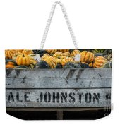 Johnston Fruit Farms Weekender Tote Bag