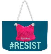 Join The Resistance Weekender Tote Bag