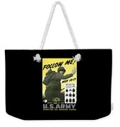 Join The Us Army  Weekender Tote Bag