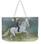 Joker And The Ranch Hand Weekender Tote Bag