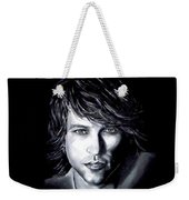 Jon Bon Jovi - It's My Life Weekender Tote Bag